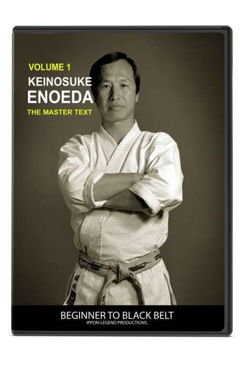 Enoeda Shotokan Master - Vol: 1 (Advanced KATA Series)