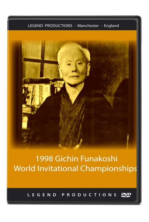 The 1998 Gichin Funakoshi Championship - Volume 1