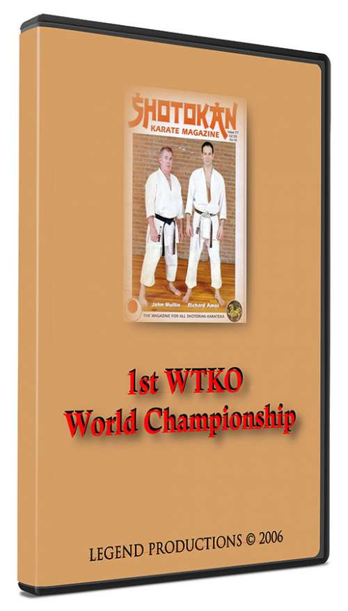 The 10th Gichin Funakoshi Invitational World Shotokan Cup