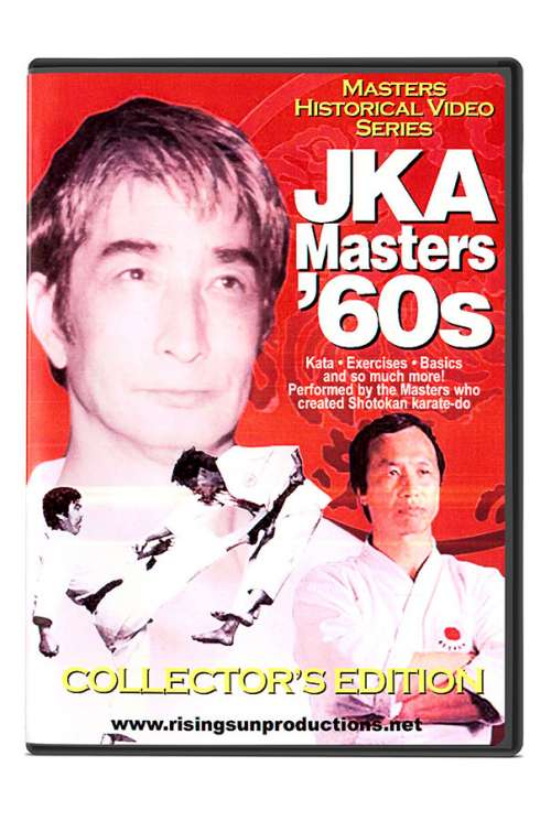 JKA Masters of the 60s