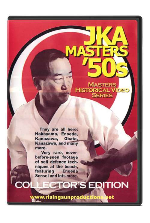 JKA Masters of the 50s