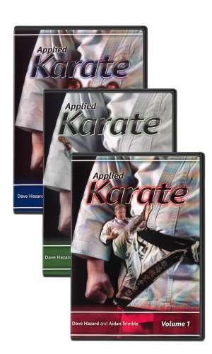 ALL THREE VOLUMES - Applied Karate
