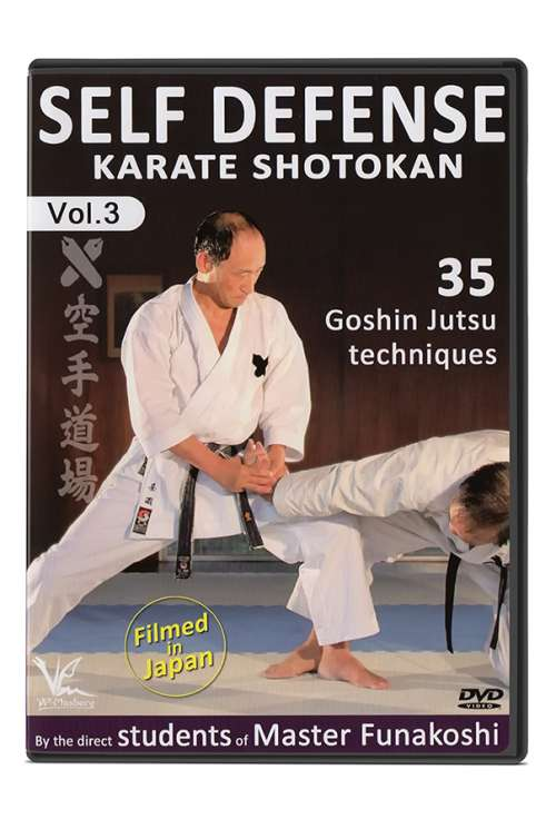 Vol: 3 - Shotokan Self Defence