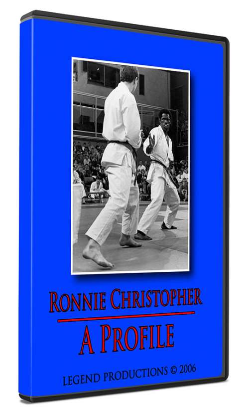 Ronnie Christopher - A Profile
